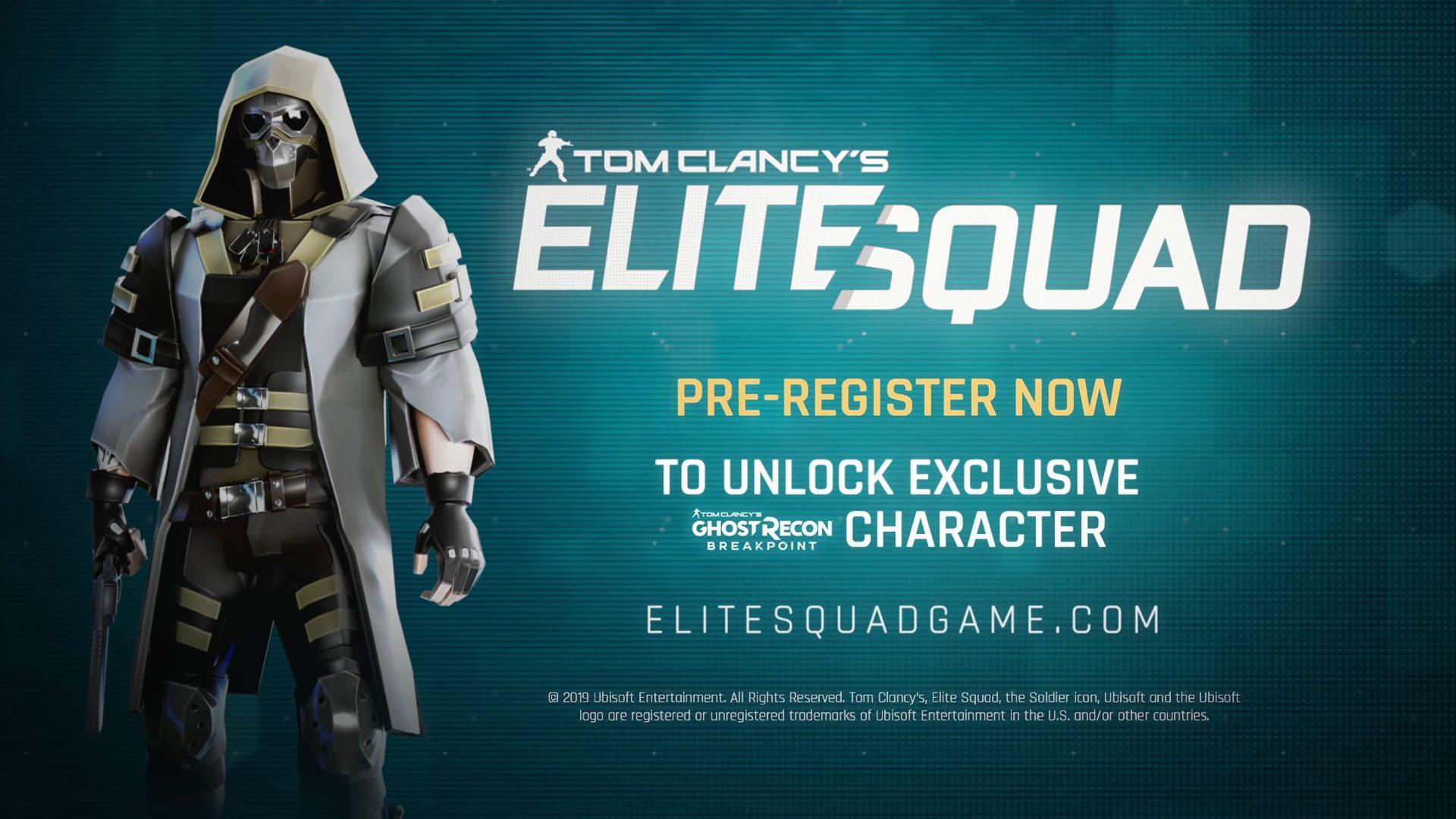 E3 @ 2019 - Ubisoft Announces Tom Clancy's Elite Squad ...